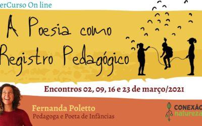 A Poesia como Registro Pedagógico